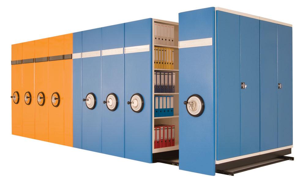 İkinci El Kompakt Arşiv Depo Raf Sistemlerinin Avantajları Nelerdir?