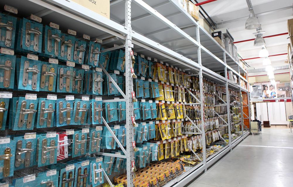ZMF Raf ile en uygun fiyatlarda Yapı Market & Market Raf Sistemleri!